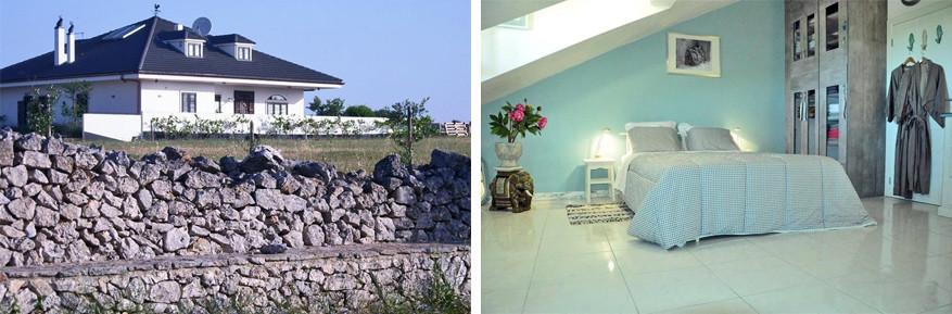 In Villa Lavanda slaap je in één van de vier gezellige kamers in de Italiaanse regio Puglia.