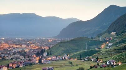 Wellness en topwijn op boerderijen in Zuid-Tirol