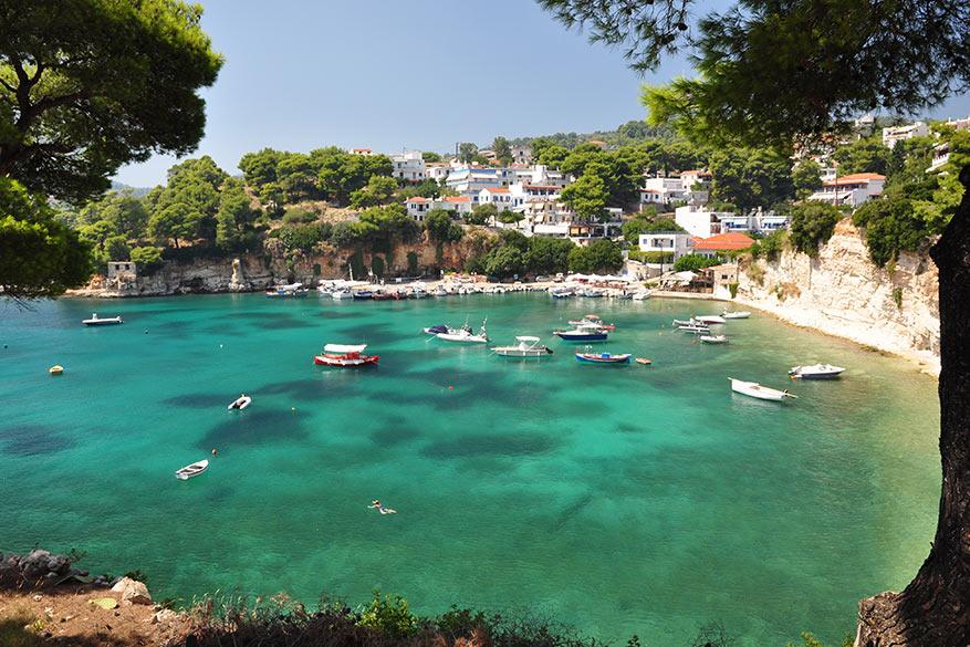 Op Alonissos draait het allemaal rond piraten (en mooie stranden natuurlijk!)