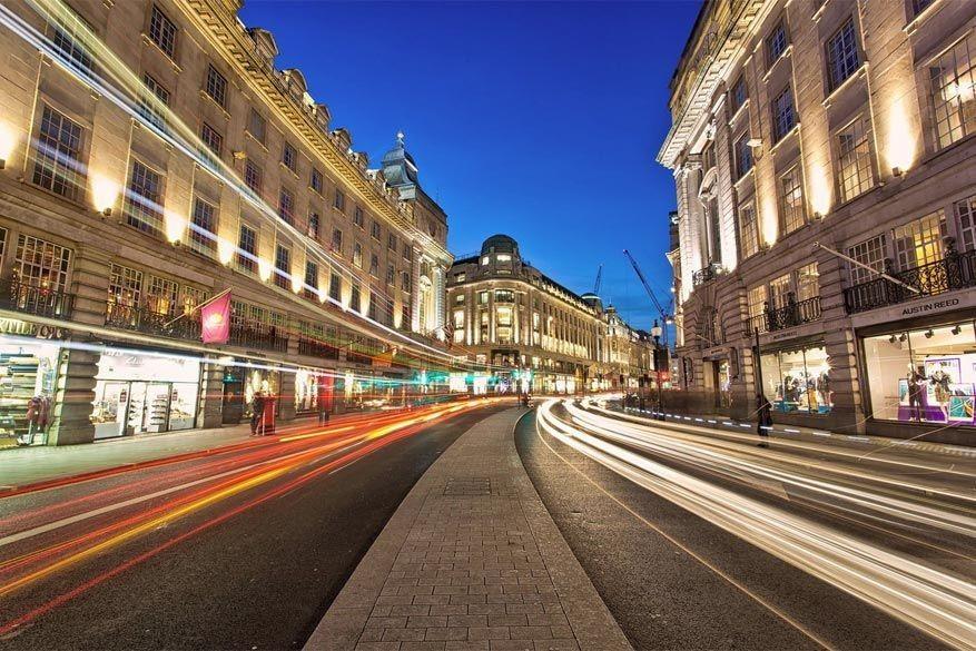 Londens shoppingplezier op Regent Street