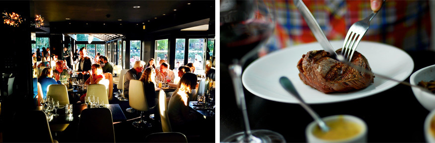 Restaurant Gaucho © Herry Lawford | © Julia Jackson