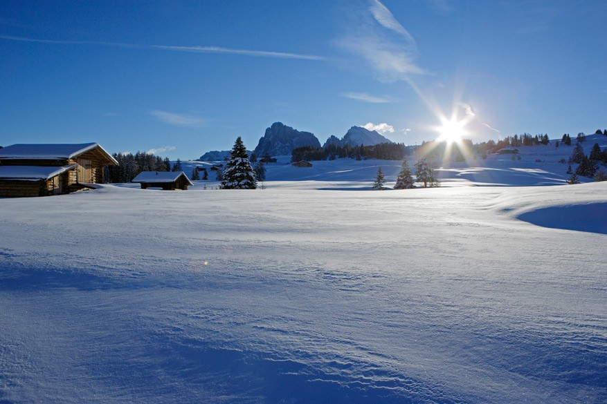 Skiën en flaneren in Merano