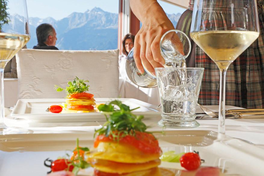 Gastronomische verwennerij op topniveau © Alto Adige Marketing/Frieder Blickle eten