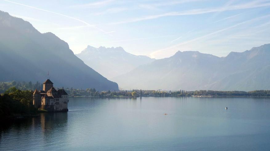 Het meer van Genève. © Pixabay