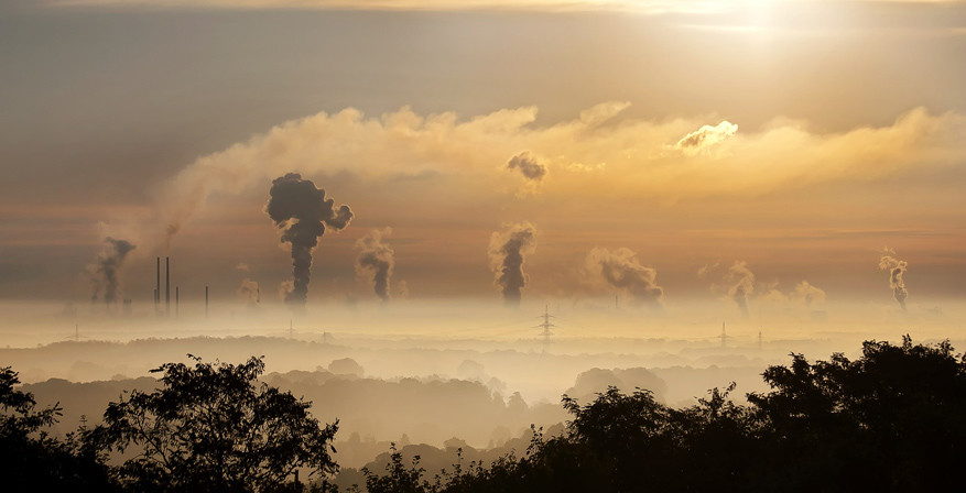 Het industriële verleden van het Ruhrgebied laat zijn sporen na. © Pixabay