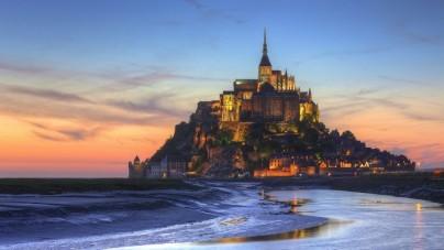 Dit is de ideale uitvalsbasis voor de Mont Saint-Michel