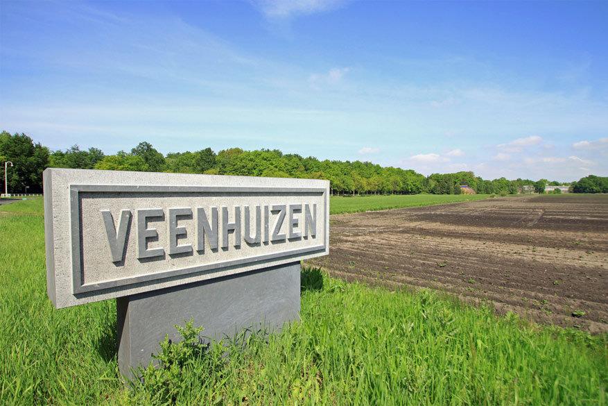 De velden van Veenhuizen. © Erik Meijerink via Flickr Creative Commons