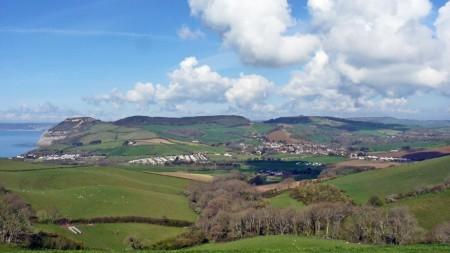 Op wandel doorheen het eeuwenoude Dorset