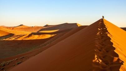Namibië: reizen door kleurrijke zandlandschappen