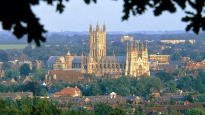 Helend bronwater, stoomtreinen en koninklijke allures in Kent