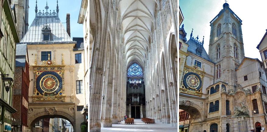 Impressionisten waren verliefd op de stad, mede dankzij haar bijzondere architectuur.