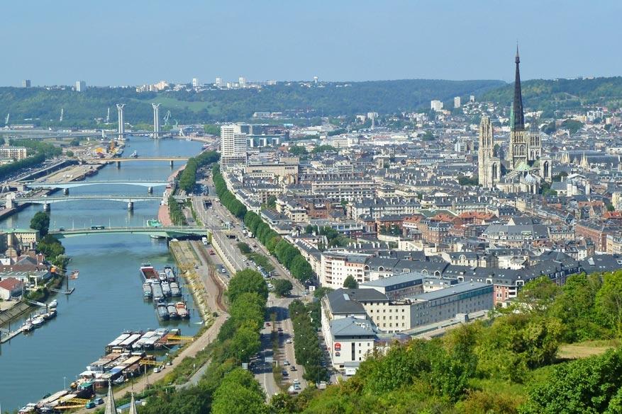 Op citytrip in de Normandische hoofdstad Rouen