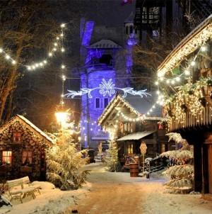 Beleef een traditionele Kerst in Duitsland