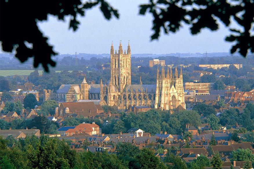 De kathedraal van Canterbury © Visit Kent