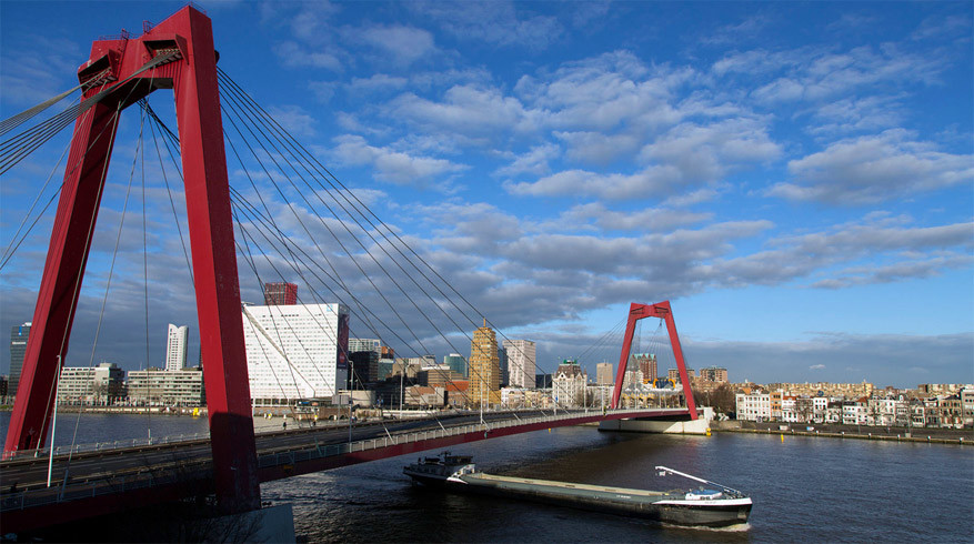 De Willemsbrug. © Marc Pool