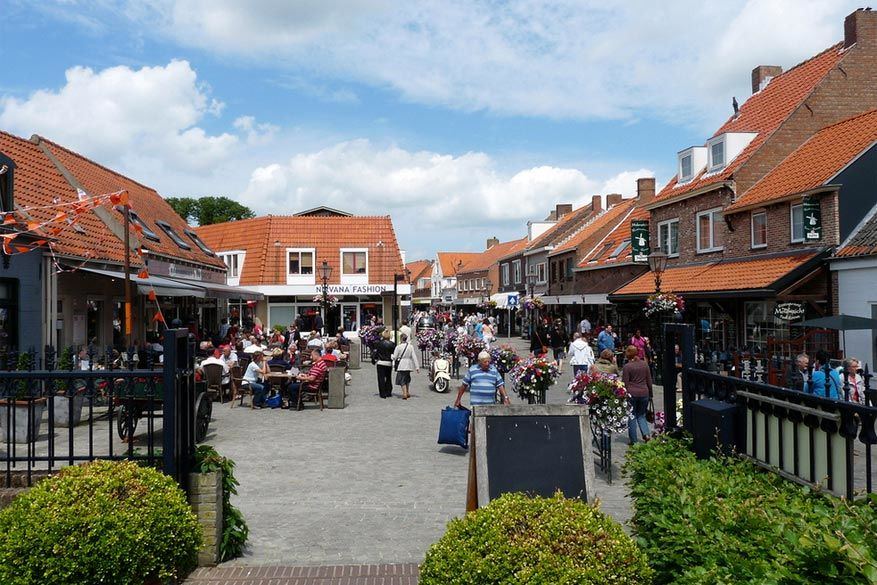 De bedrijvigheid is 363 dagen per jaar aanwezig in Sluis © SouthEastern Star