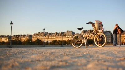 Ontdek Parijs op je huurfiets