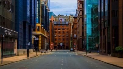 Moderne tintelingen in Glasgow en Edinburgh