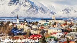 Op ontdekking in dynamisch Reykjavik