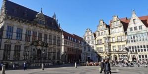 Per spoor door Duitsland met eerste stop Bremen