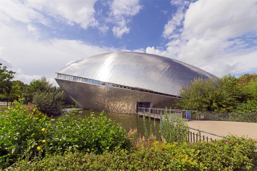 Het wetenschapsmuseum Universum amuseert niet alleen kinderen! © Wikimedia Commons