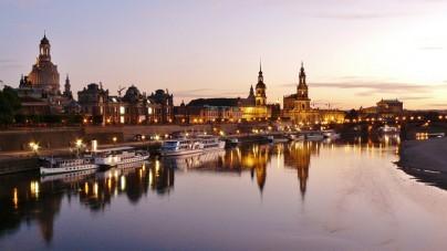 Per spoor door Duitsland met tweede stop Dresden