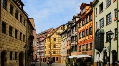 Per spoor door Duitsland met laatste stop Nürnberg