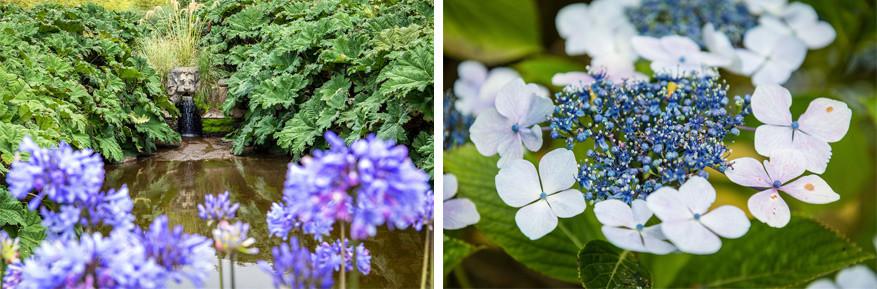 La Hague: de botanische tuin in Vauville
