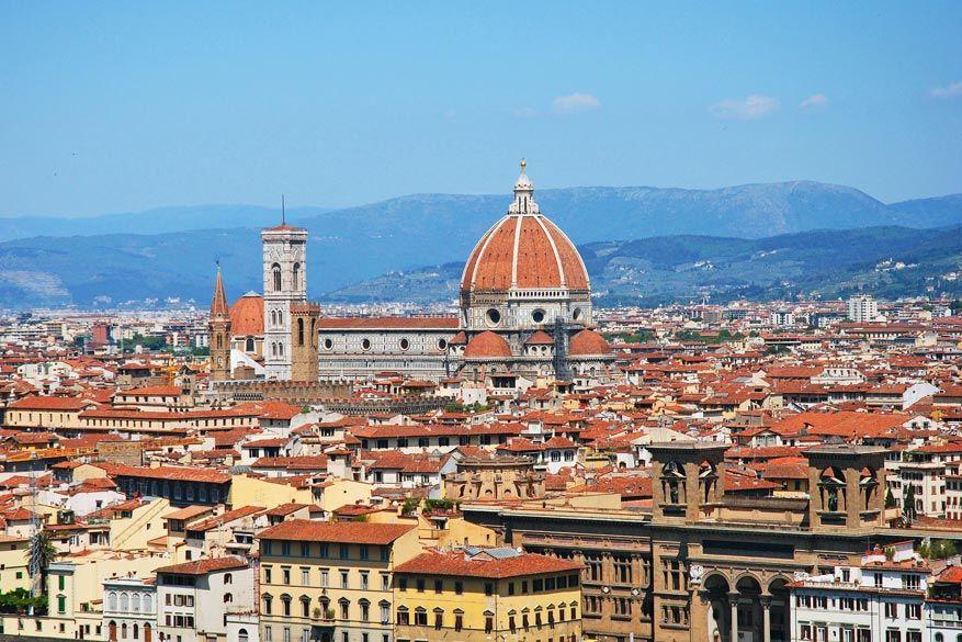 Paradepaardje van Firenze: de Duomo of de Santa Maria del Fiore. © Pixabay