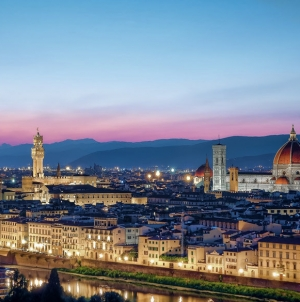 Paleizen, ijsjes en design in Firenze