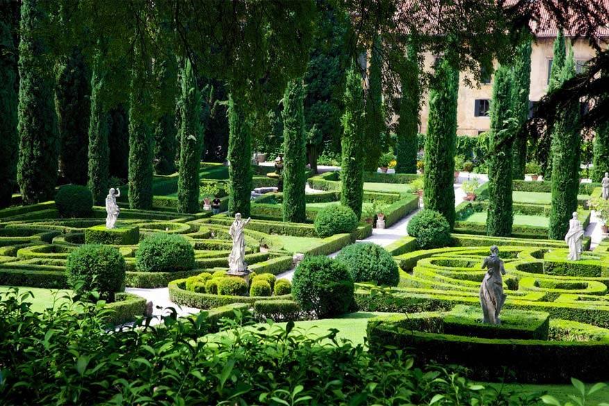 Verona: de Giardino Gusti. © Paul Steman