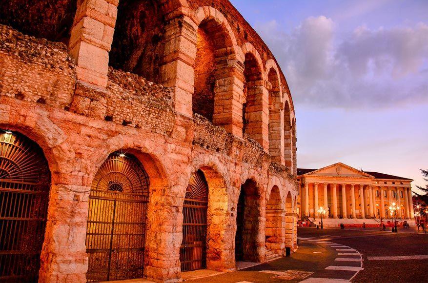 Verona: het amfitheater. © Adie Isma