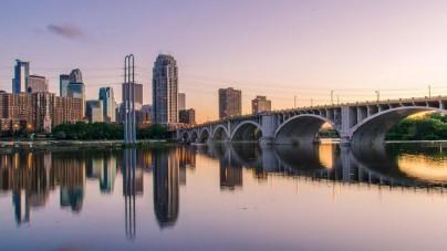 Minneapolis is een stad van uitersten
