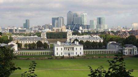 Het groene Greenwich is meer dan een klok