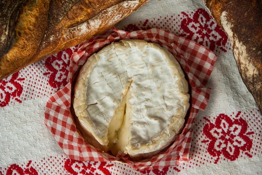 De hoofdrolspeler in dit verhaal: echte camembert! © Pixabay