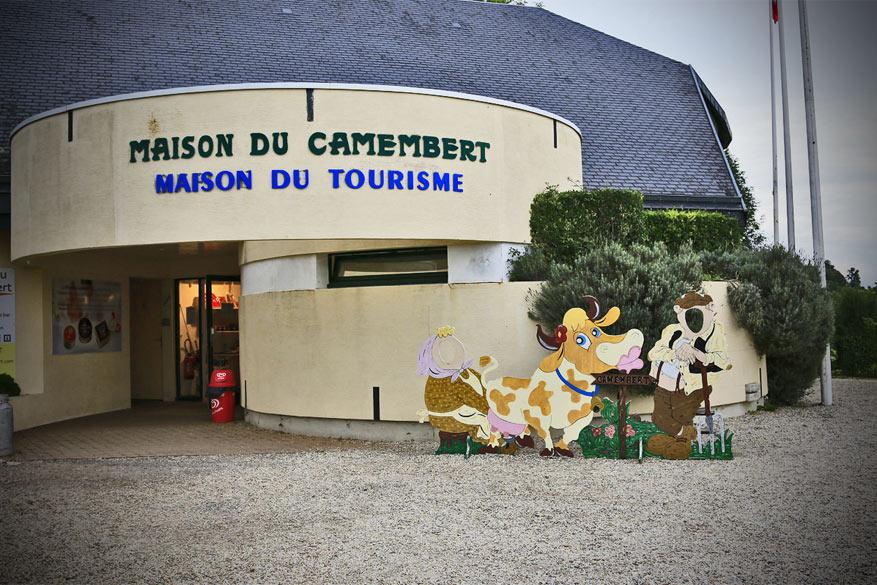 In La Maison du Camembert ontdek je de geschiedenis van het beroemde kaasje. © mau.photo via Flickr Creative Commons