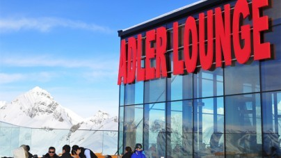 Adler Lounge: bijzondere après-ski in Oost-Tirol