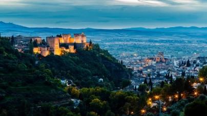 De Moren achterna in Granada
