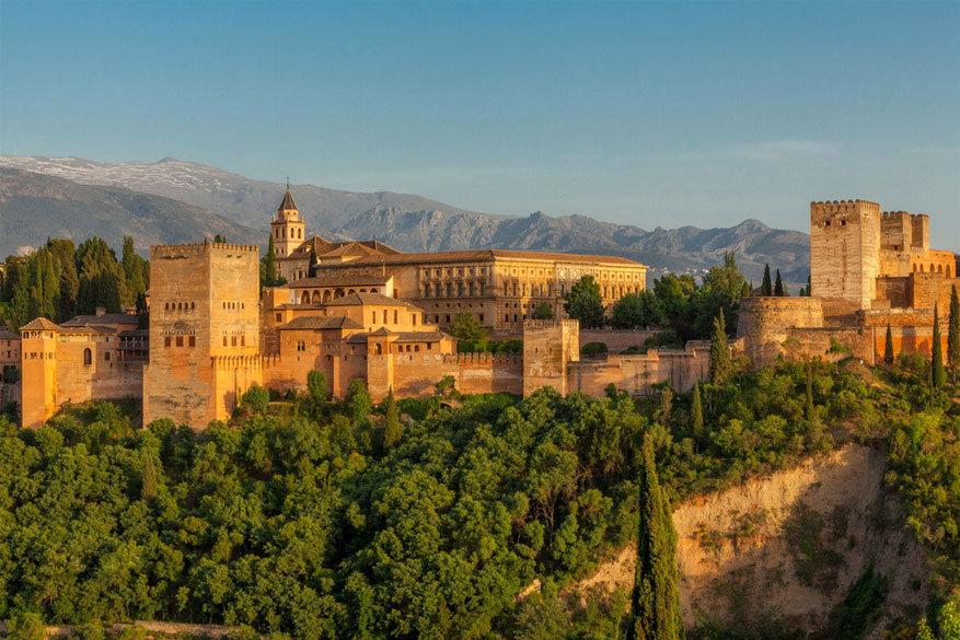 Alhambra. © Ana Gómez