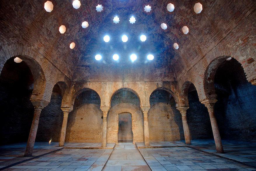 El Bañuela. © Alhambra de Granada