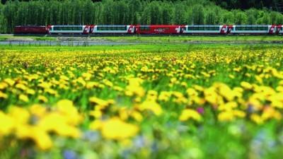 Legendarische reizen met de trein