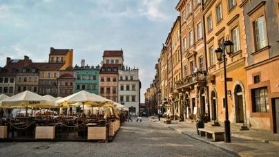 Wervelend Warschau: van ruïnestad naar moderne skyline