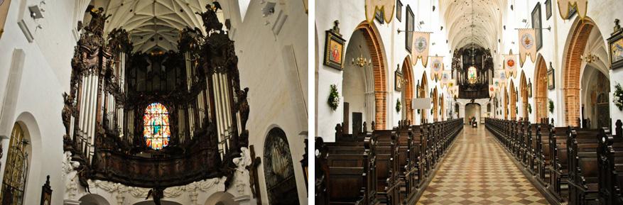 Bewonder de Oliwa kathedraal met haar bijzondere orgel. © Karel De Rudder