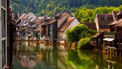 Voor het eerst naar Montagnes du Jura