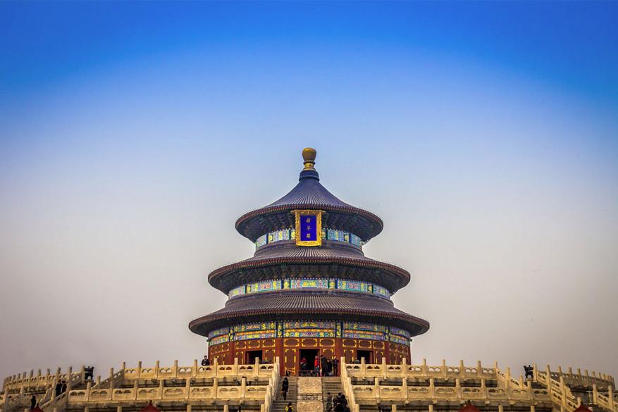 Dwars door China: de Tempel van de Hemel