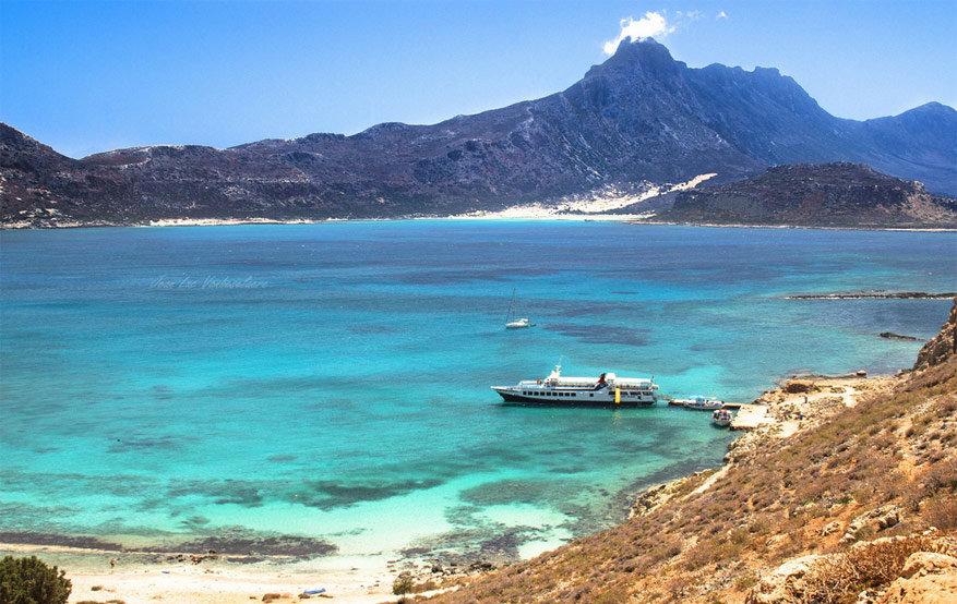 Alle eiland kun je via de boot makkelijk bezoeken