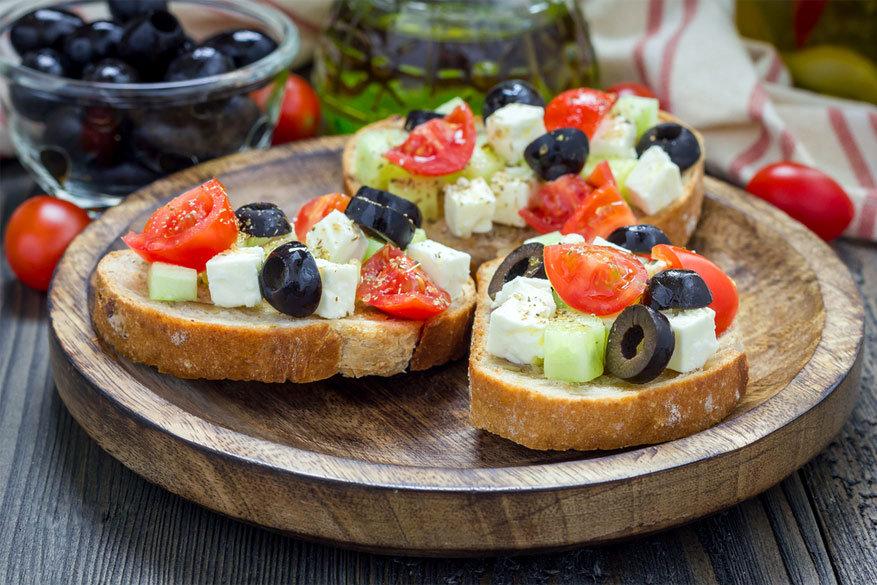 Smullen van de Griekse keuken