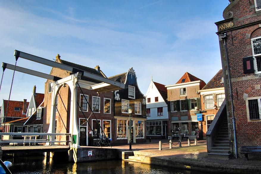 De Rijp, een onvergetelijk dorpje in Noord-Holland.
