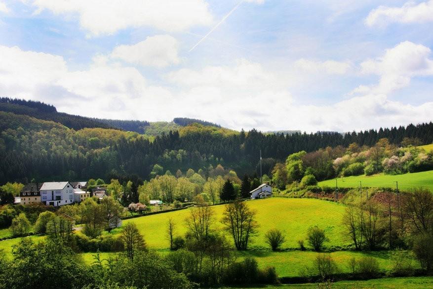 Wandelen zonder bagage in Luxemburgse Ardennen