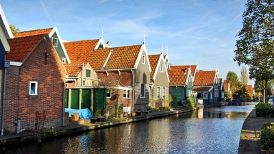 Kinderen baas in Noord-Holland